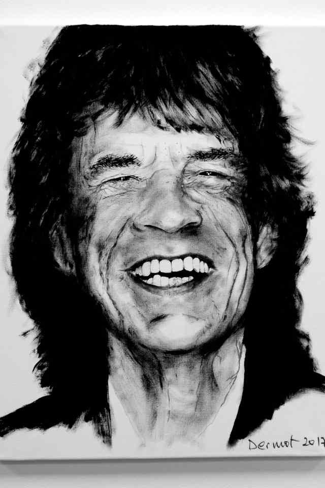 Mick Jagger (Older)